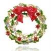 Hot & shining lady's fashion christmas gift jewelry