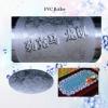 Bronzing PVC Table Roller
