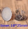 2012 Adjustable Finger Rings Blanks Bases for DIY Jewelry Making