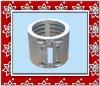Cast aluminum heater