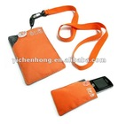 neck hanging mobile phone bag