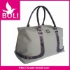 2012 zipper poly tote shoulder handbag cute & chic tote travel bag(BL53236TB)