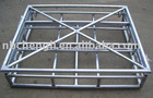 galvanized steel frame
