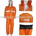 Safety PVC Reflective Rainwear