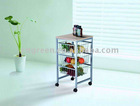 Coffee Table trolley cart (G-DC049)
