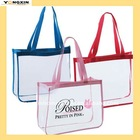 Easy accessibility fashion pvc tote bag(YXSPB-11091821)