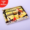 Digital printed cheap cosmetic bag