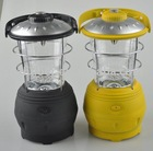 ZR-D08 powerfull dynamo Rechargeable Camping Lantern with compass