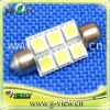 Promotion with discount festoon led cars light