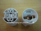 plastic lamp holders( E12 UL standard)