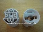 plastic lamp holders( E12 UL standard)