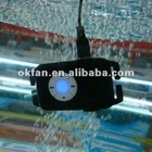 2012 Hot Sell Swimming Waterproof MP3 Player With FM