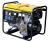 Open-type diesel generator set