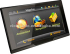 5 inch CPND Portable GPS Navigation WiFi :802.11 b/g support
