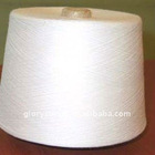 spun raw white100% acrylic yarn for knitting
