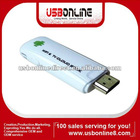 Android 4.0 mini IPTV Wifi hdmi google tv box,android 4.0 HDMI player,internet tv stick with voice