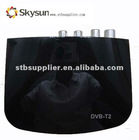 Popular dvb t2 set top box for Ukraine, Uganda etc