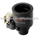 4-12mm Megapixel CCTV Lens,3.5-8mm/3.5-14mm/4-9mm/10-30mm Varifocal IR Lens,High resolution camera lens