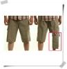 Men's cargo shorts(4155)