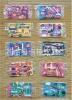 3D diy puzzle building cards