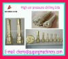 chisel,cross,button rock drill bit and oil drill bit sets ,high pressure drill bit and tapered thread drill bit