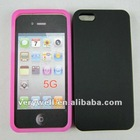 New designs !Durable silicone cheap mobile phone cases for iphone 5
