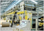 Corrugated production line machine