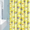 POLYESTER BATH CURTAIN