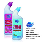 HDPE 500ml Plastic Toilet Bowl Cleaner Bottle,Toilet Powder Bottle