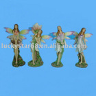 Polyresin fairy figurine