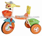 baby tricycle with printing