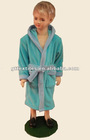 kids microfiber bathrobe