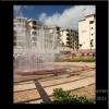 dancing fountain, water fountain, spouting fountain