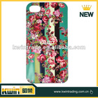 2012 hot sale! newest design most popular mobile phone housing for iphone4/4s/5