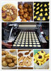 biscuit making machine with good quliaty, there are new and used biscuit machine. Many models according the capacity for choose.