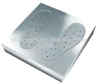 Stainless steel spa accessories/foot massage pad