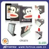 Promotional printing 10inch folding tablet pc cover