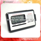 2013 New led alarm clock 3015A With Flashlight For Gift
