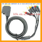 HDMI CABLEFOR XBOX 360 COMPONENT HD HIGH DEFINITION