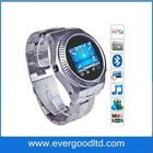 1.5 inch MQ666 Watch Mobile PhoneQuad Band PDA Wrist with 3.0MP Camera Bluetooth touch screen