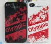 for LONDON iphone4g/4s shell 2012 Olympic Games series color tree