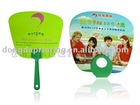 2012 Promotion antique plastic hand fans