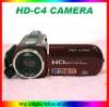 HD-C4 Max 12MP 8X Zoom 2.8 TFT LCD Screen DV Digital Camera (DW-HD-C4 )