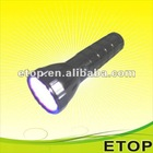 28 led UV money detector flashlight torch 365nm/370nm