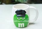 Magic Cup and Mug children mug with handle Ceramic Mug and OEM is OK