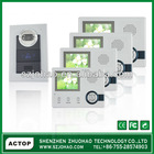 wireless digital video intercom door phone for apartments