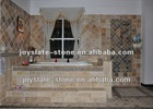 Chinese Yellow Travertine Tile