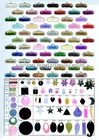 color list of high quality loose sequin (001)
