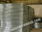 Welded Panels for Wall Construction