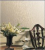 Simple Floral Design Paintable Foam Wallpaper/Wall Covering